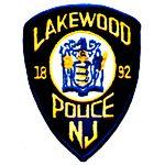 Lakewood NJ Police patch