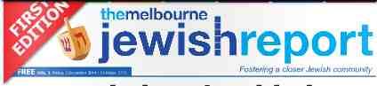 Melbourne Jewish Report
