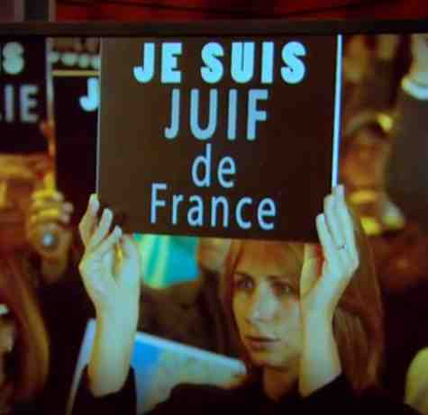 Je Suis Juif De France 1-11-2015