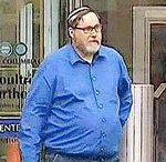 Rabbi Barry Freundel blue shirt