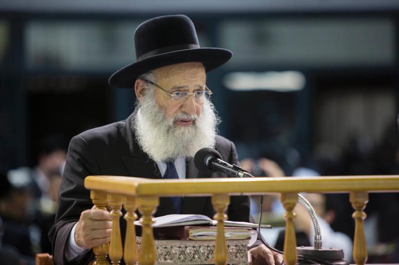 Rabbi Reuven Elbaz