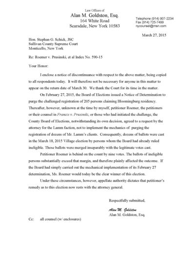 Goldston Letter on Discontinuance Bloomingburg elections 3-27-2015_Page_1