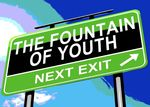 Fountain-of-Youth street sign