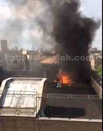Klausenberg yeshiva Williamsburg fire 5-12-2015