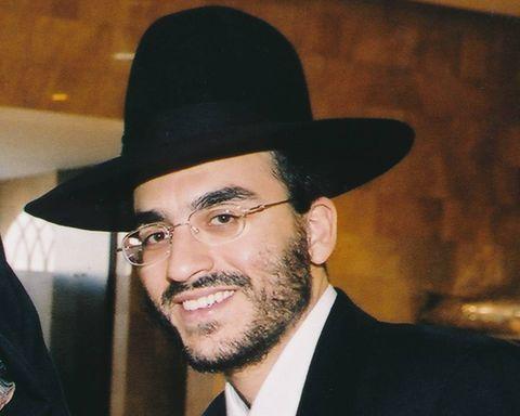 Rabbi Pinhas Abuhatzeira