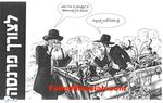 Haredi anti-technology cartoon flyer 9-2015