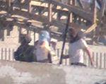 Masked Jewish West Bank Settler Youth 1-2014