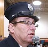 Rabbi and Fire Captain Justin Schwartz