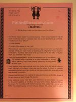 Bais Yaakov of 18th Ave Sleeve modesty warnings first grade girls 10-2015 p1
