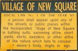 New Square Modesty Sign closeup,jpg