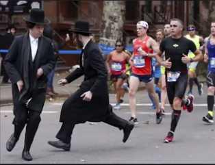 Haredim NYC Marathon 11-2015
