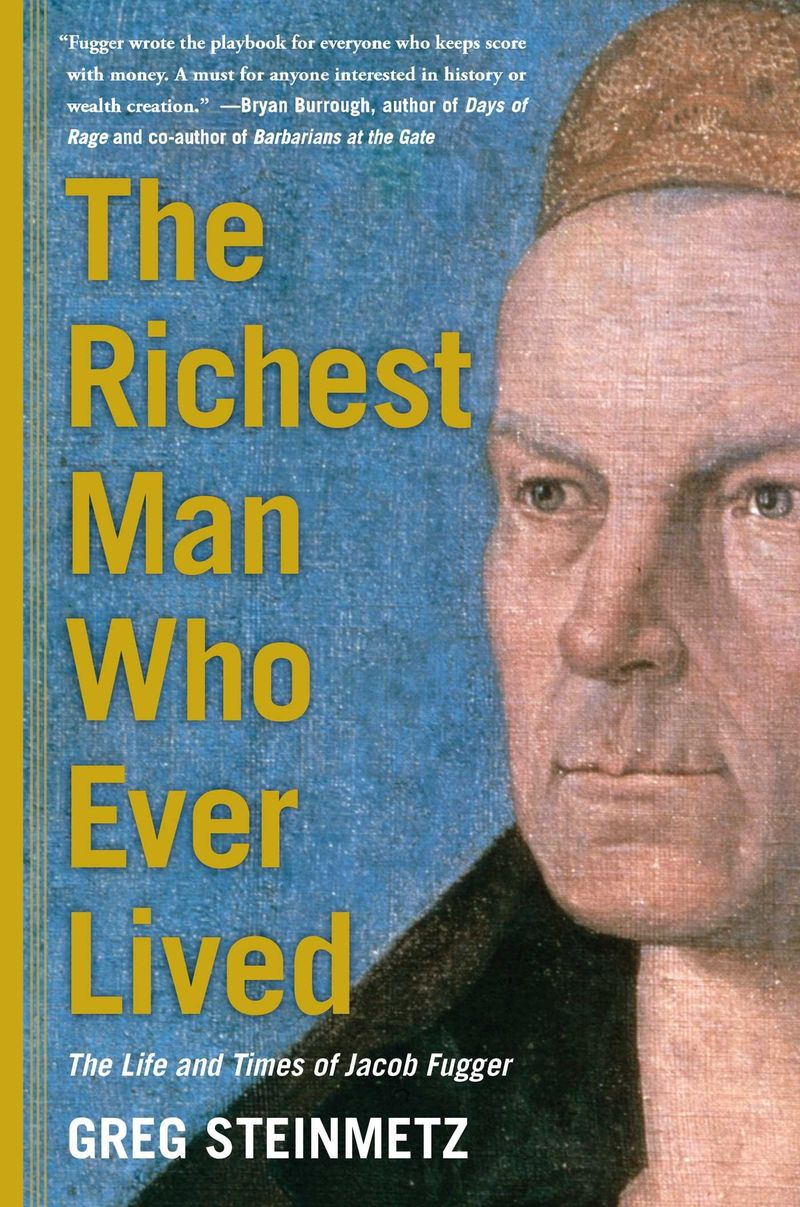 The Richest Man Who Ever Lived book cover
