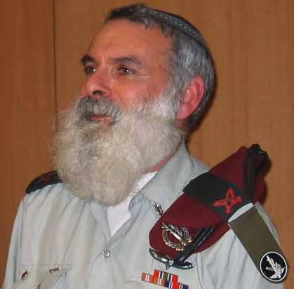 Rabbi Avichai Rontzki 1a