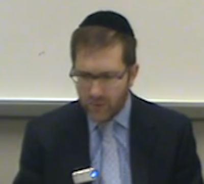 "Rabbi Marcello ""Yair"" Trebitsch"