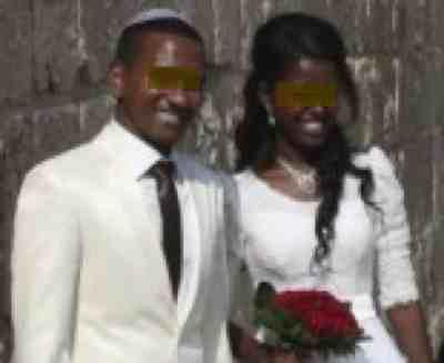 Ethiopian Jewish marriage
