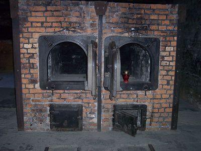 Auschwitz crematoria