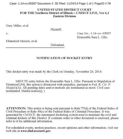 Termination of Case - ECF - 11.24.2014