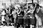 Marching from Selma- John Lewis of SNCC, an unidentified nun, Rev. Ralph Abernathy; Rev. Martin Luther King, Jr., Ralph Bunche (former U.S. Ambassador to the UN), Rabbi Abraham Joshua Heschel, and Rev. Fred Shuttlesworth annotated