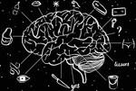 Tablet Mag brain OCD illustration