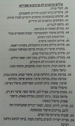 Beit Shemesh modesty squad orders for advertisers (partial) 2-10-2015