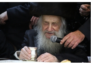 Rabbi Shmuel HaLevi Wosner