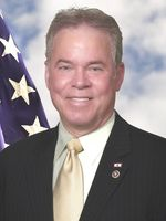 Ed Day official portrait