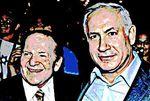 Sheldon Adelson, Benjamin Netanyahu