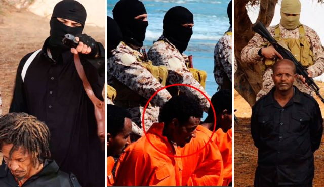 3 African asylum seekers forced out of Israel and then murdered by ISIS 4-21-2015