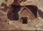 Possible Jesus family tomb, Talpiot, Jerusalem