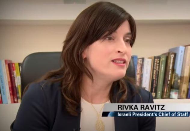 Rivka Ravitz