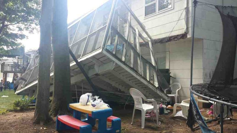 Monsey deck collapse 1 7-21-2015