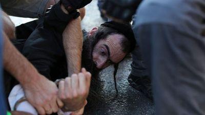 Man who allegedly stabbed 6 at Jerusalem gay pride parade 7-30-2015