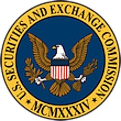 US Security and Exchange Commission SEC seal