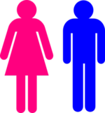 Female Male Gender Symbol