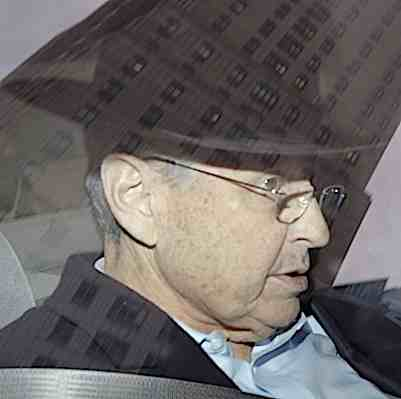 Sheldon Silver black hat day of surrender and arrest 1-2015