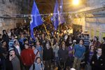 Sivuv Shearim encircling the Temple Mount march November 2015