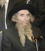 Rabbi Aharon Leib Shteinman 1