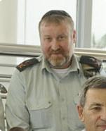 Avichai Mendelblit uniform