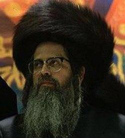 Rabbi Zalman Leib Teltelbaum Williamsburg Satmar Rebbe