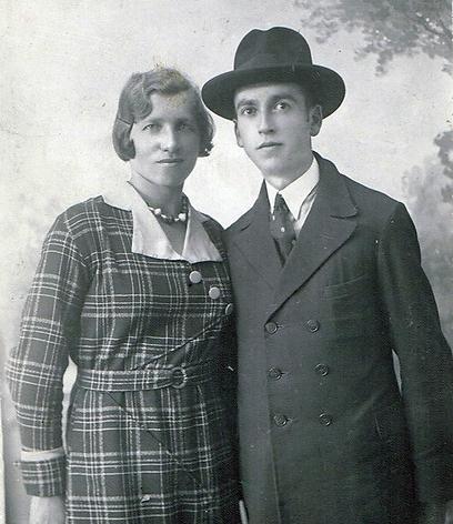 Roza and Ignatz Gottesman