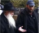 Rabbi Avrohom Glick and David Cyprys 5-2012