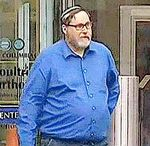 Rabbi Barry Freundel blue shirt