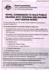 Royal Commission Chabad investigation ad 12-20-2014