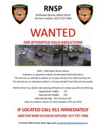 Far Rockaway Shomrim Child Abduction Alert 3-15-2015
