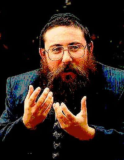 Rabbi Moshe Gutnick 2