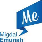Migdal Emunah logo