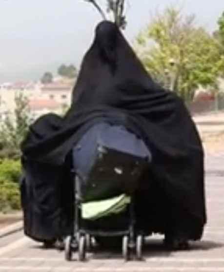 Beit Shemesh Women: Video: In Sweltering Heat, Haredi Woman In Beit Shemesh