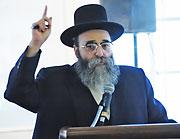 Rabbi David Niederman