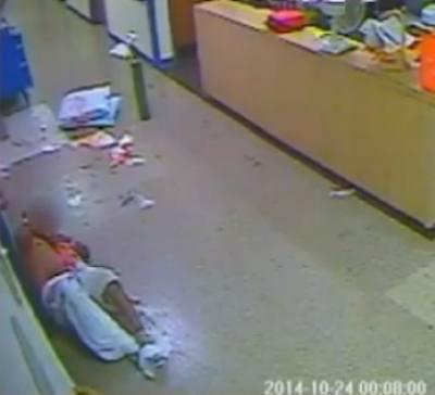Peninsula Nursing and Rehabilitation Center in Far Rockaway resident abuse 10-2014 (indicted 6-2015)