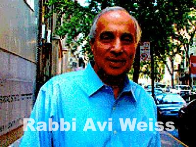 Rabbi Avi Weiss 2